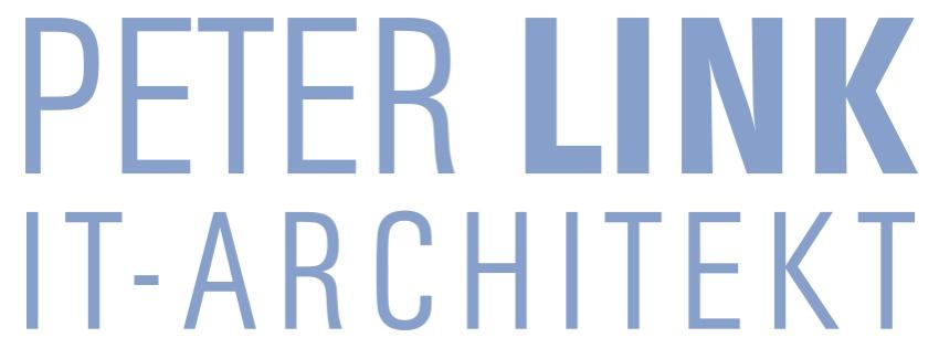 Banner Peter Link IT-Architekt