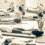 Gruppe Thai Yoga Massage